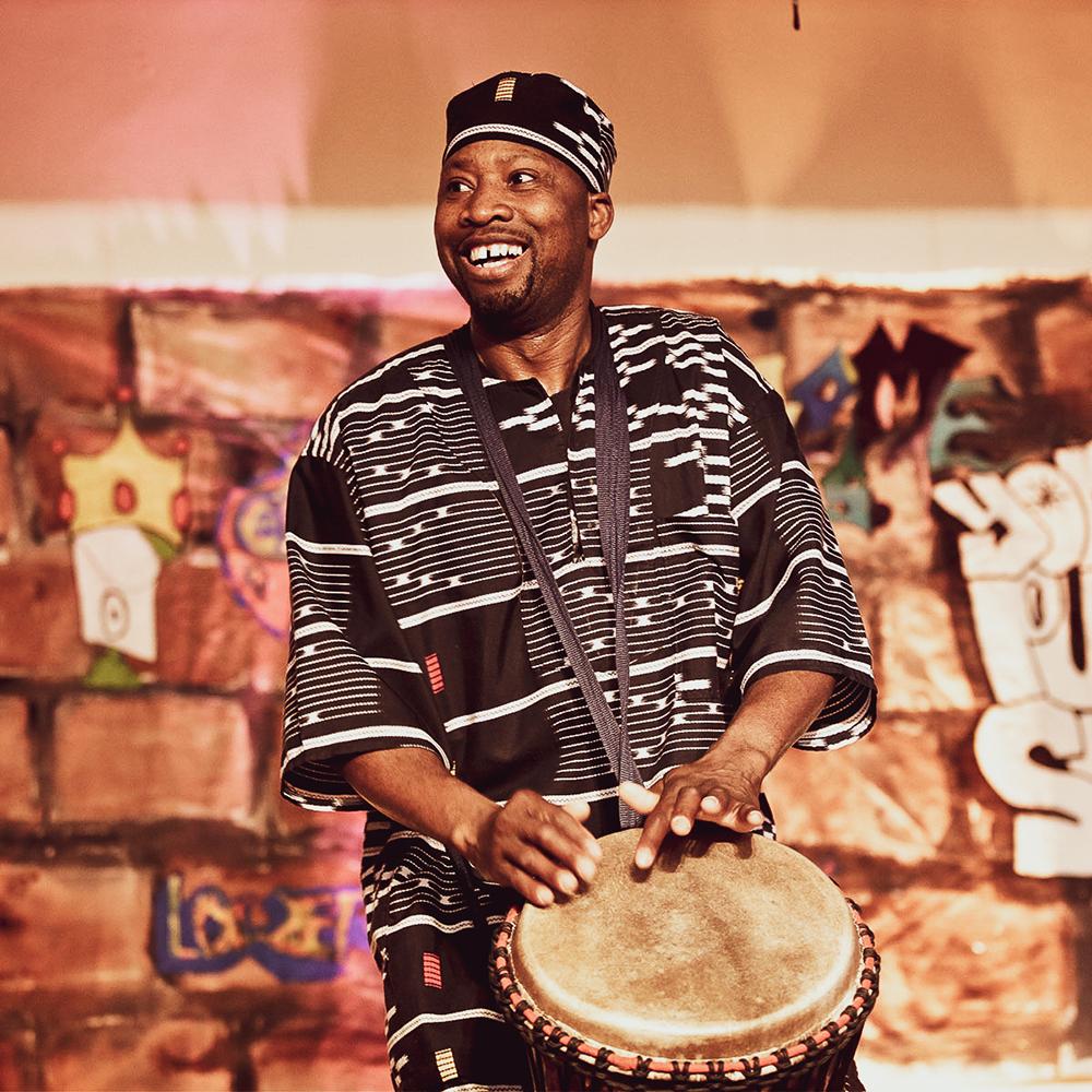 Atelier - Musique africaine (djembé)