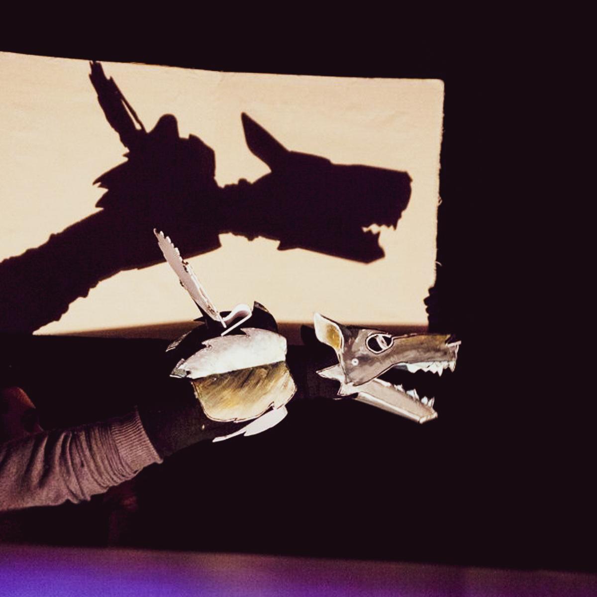 Atelier - Initiation au théâtre d'ombre