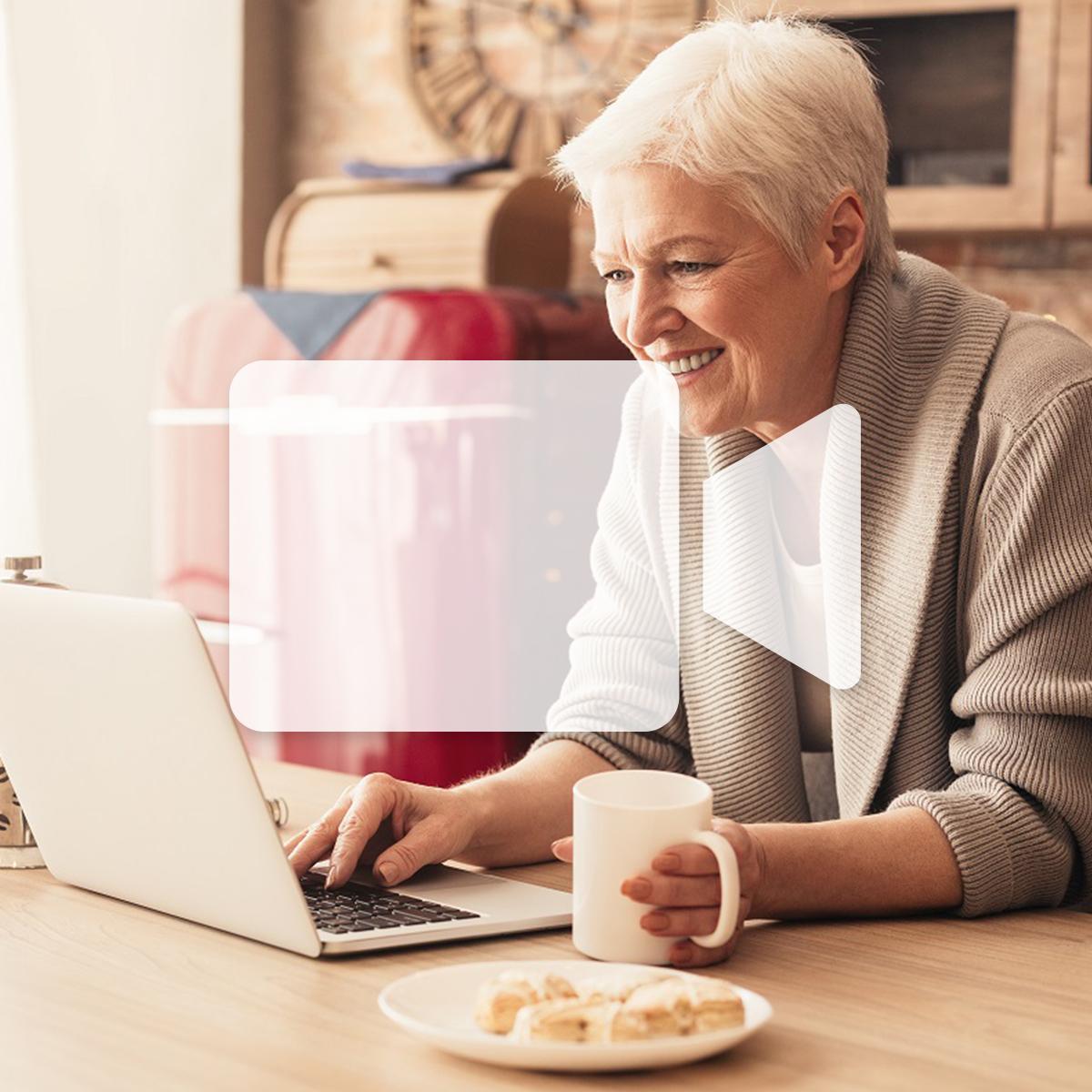 En ligne - Le cercle de connexion