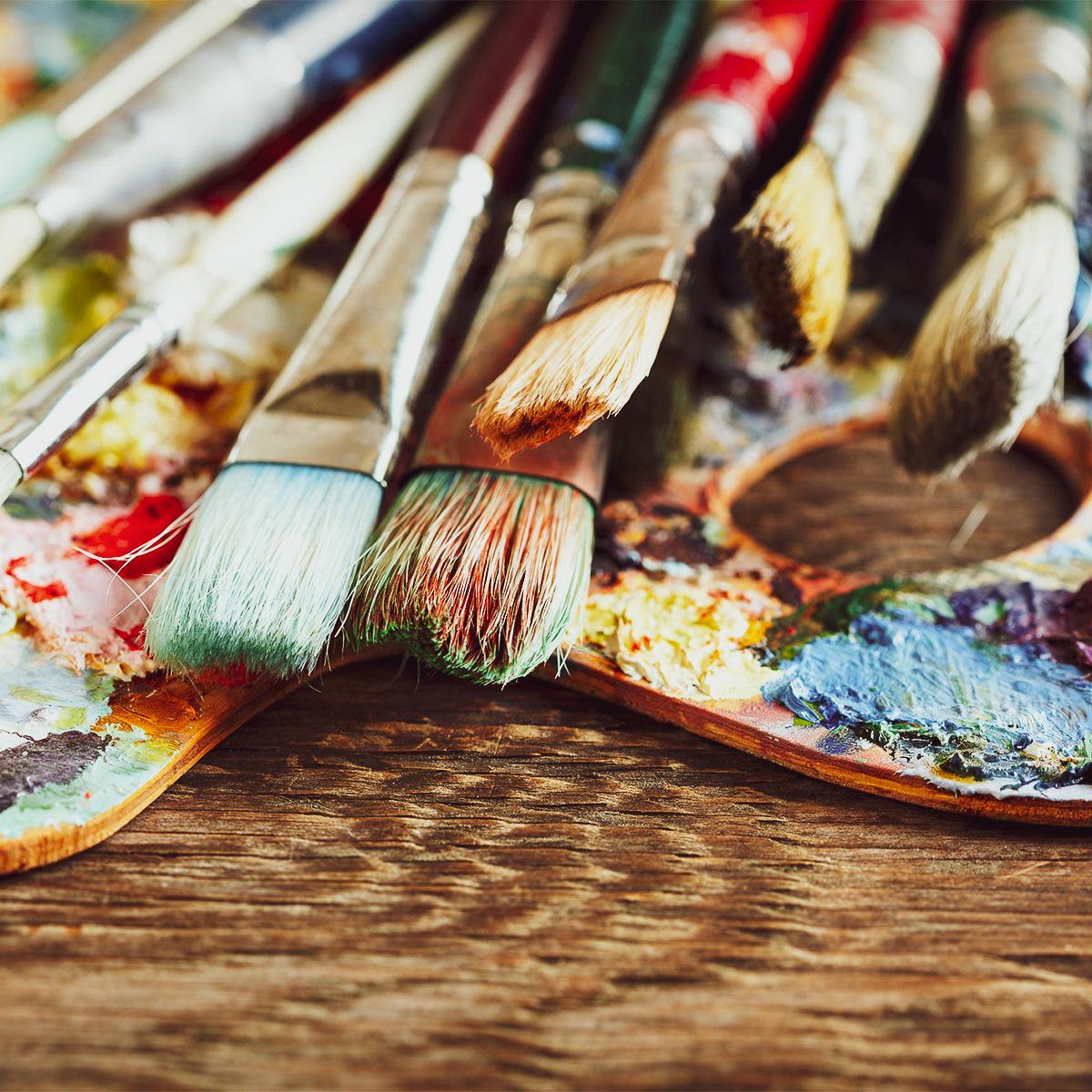 Peinture à l'huile et acrylique (Lundi après-midi)