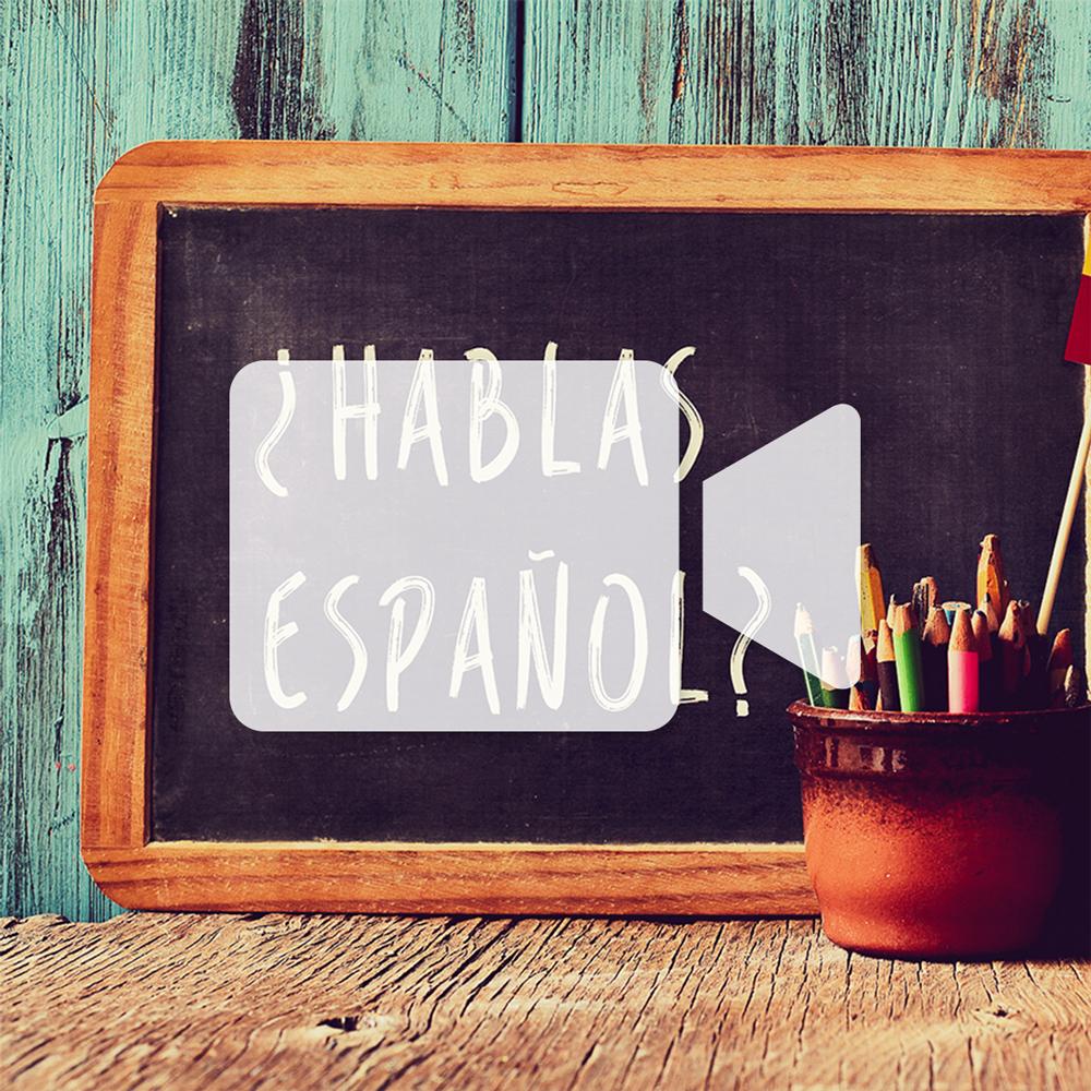 Activité en ligne - Pratique de conversation espagnole