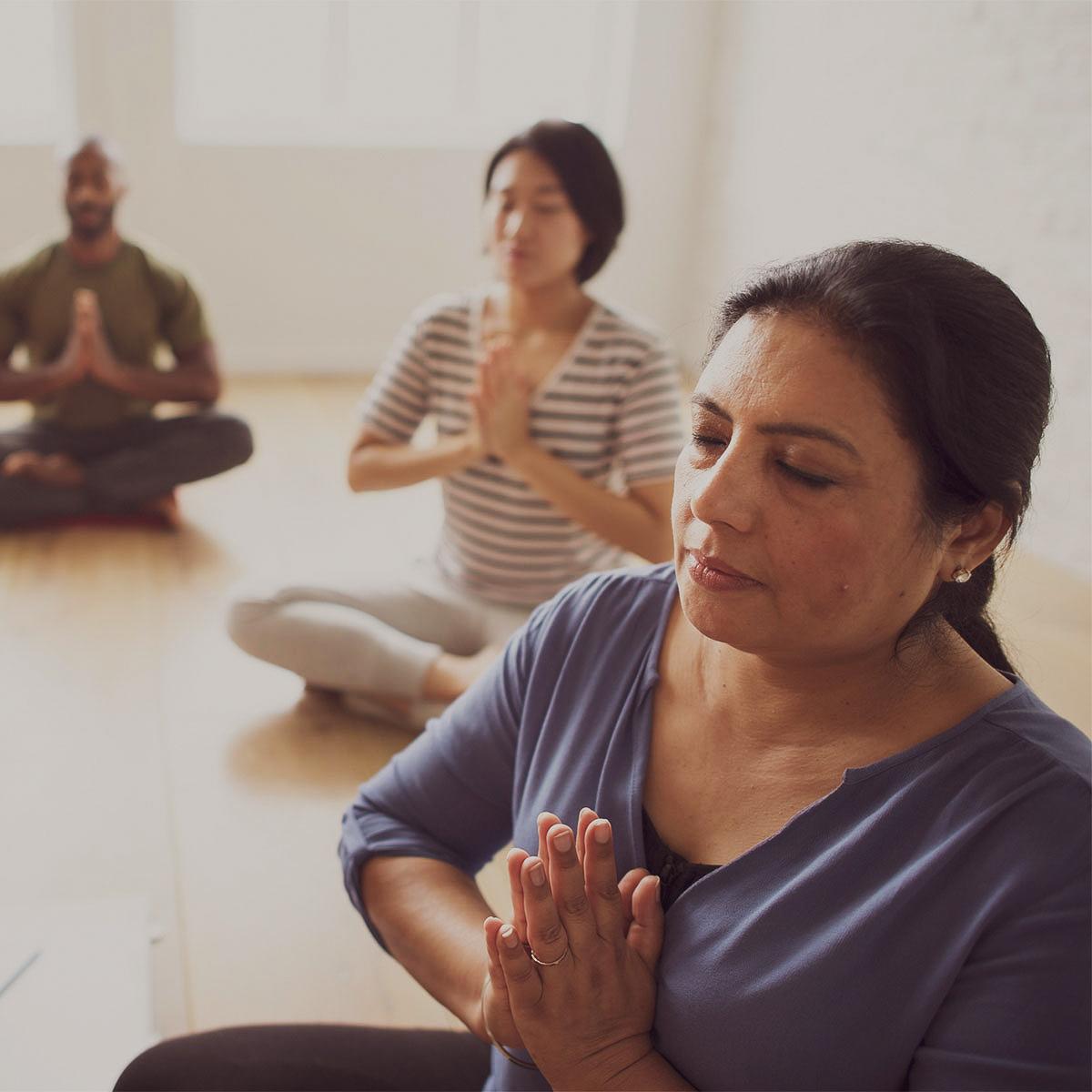 Pratique - Méditation pleine conscience