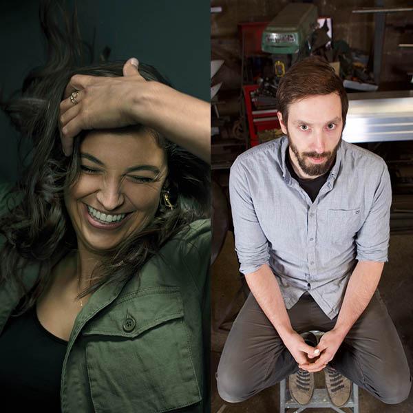Co-Plateau : Sara Dufour et Michel Robichaud