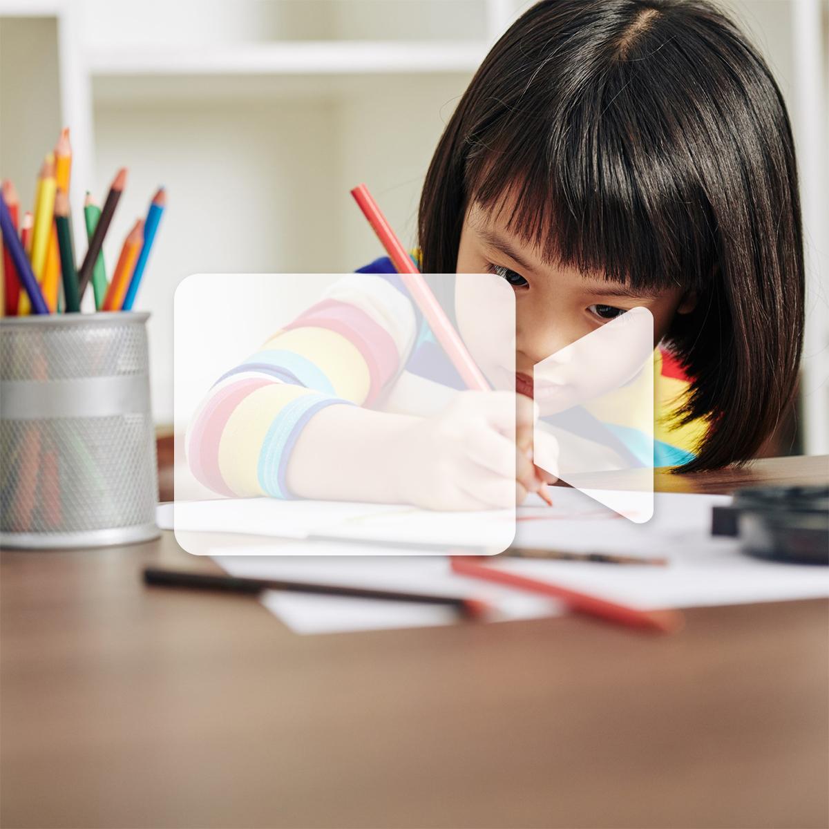 En ligne - Dessin à partir d'une histoire (6-8 ans)