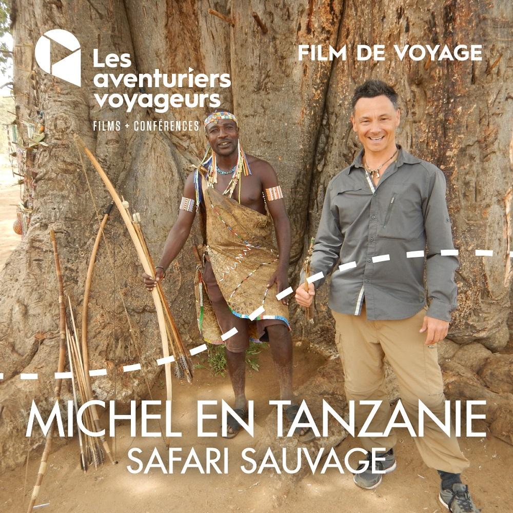 Film voyage d'avril: Safari sauvage en Tanzanie