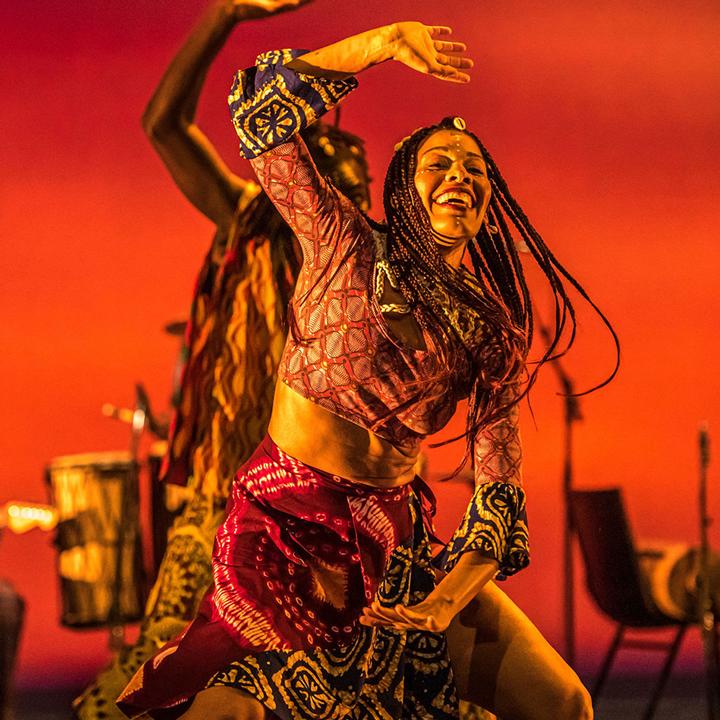 Compagnie de danse Lua Shayenne