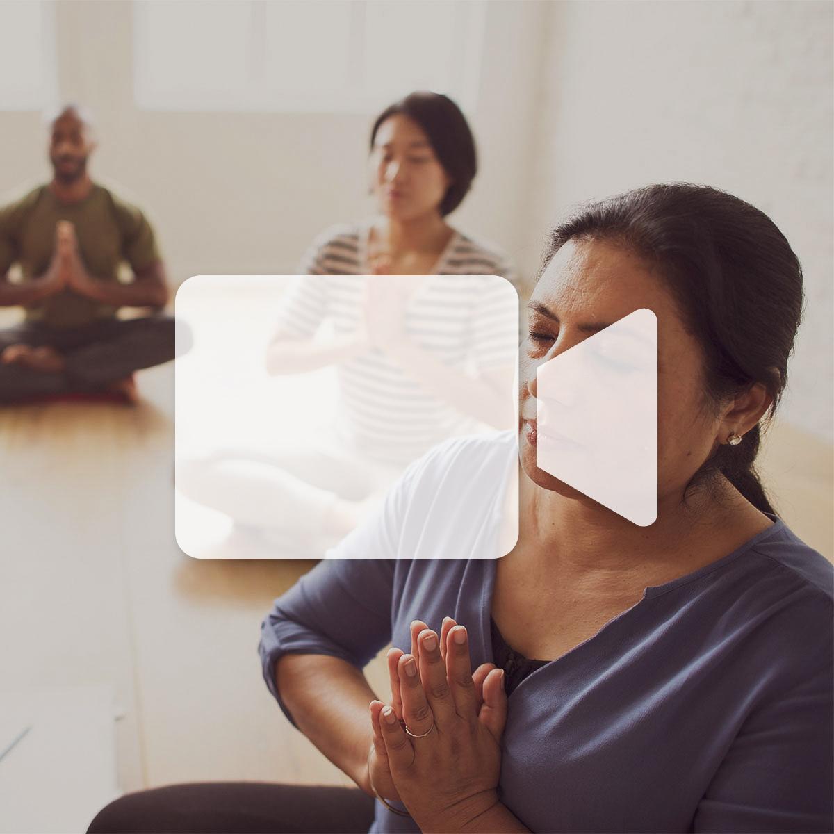Cours en ligne - Méditation pleine conscience - Intro (Mardi matin)