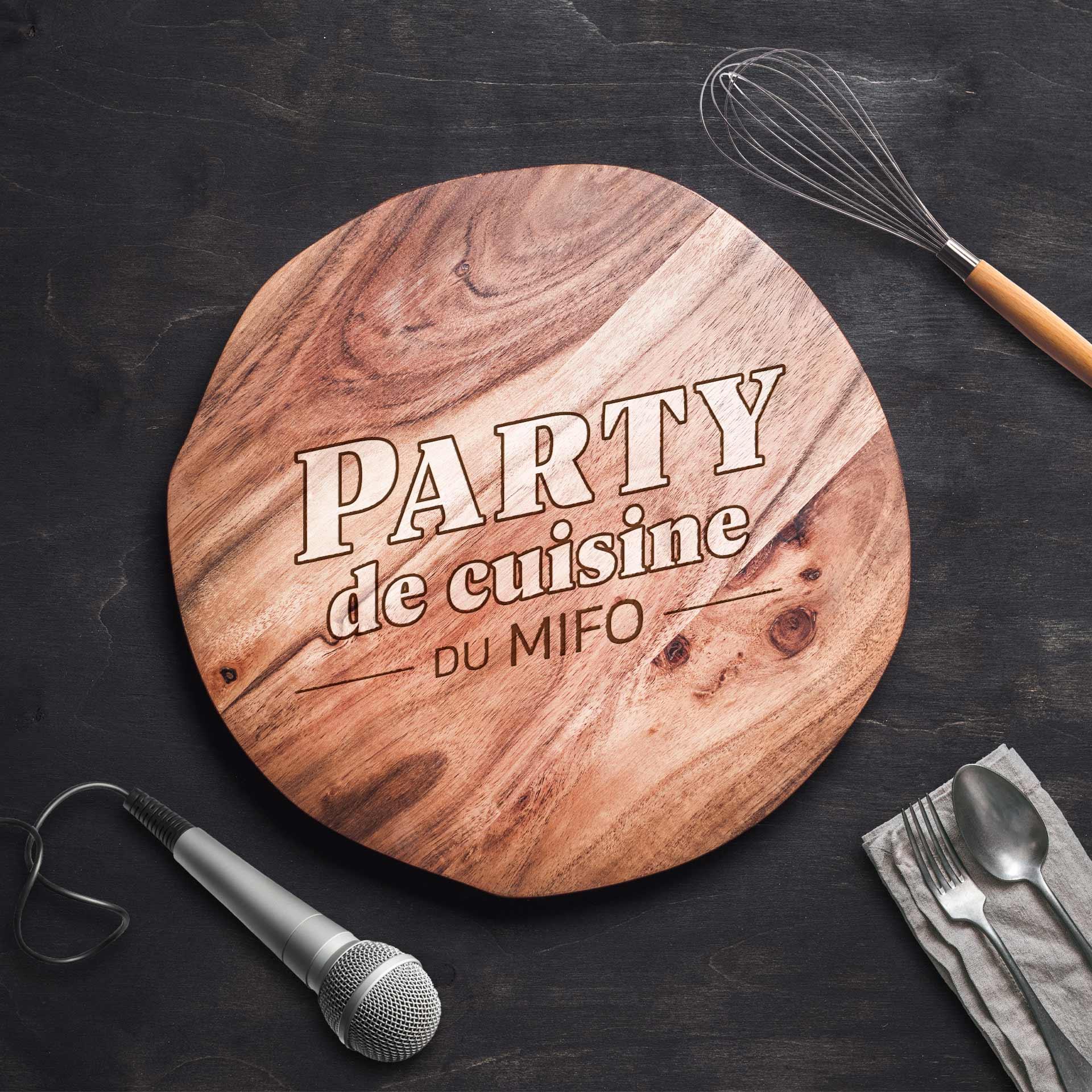 Party de cuisine avec Mélissa Ouimet (nouvelle date)