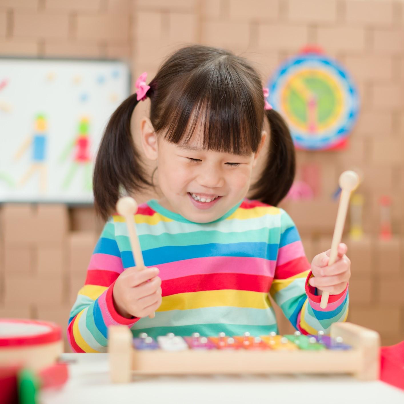 Éveil musical (4-6 ans)