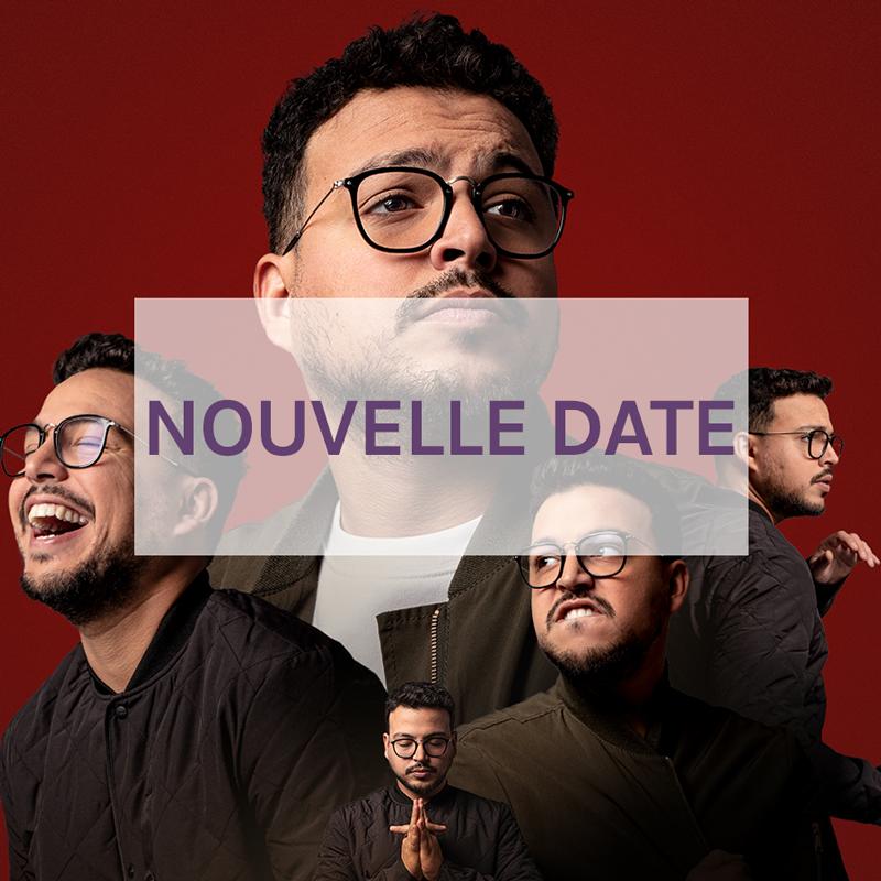 Mehdi Bousaidan (nouvelle date)