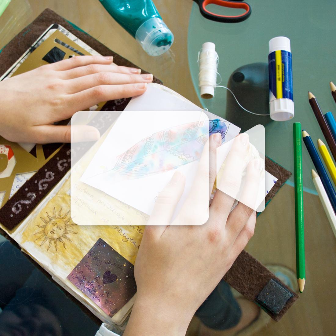 En ligne - Initiation au journal créatif