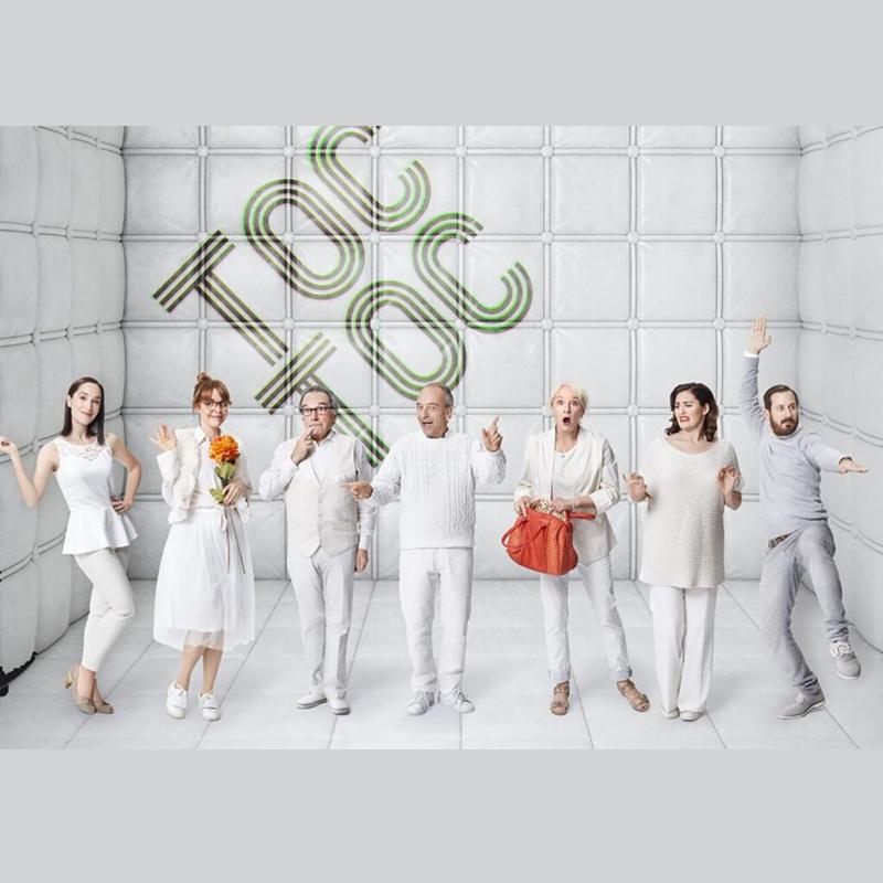 Sortie - Souper-théâtre TOC TOC
